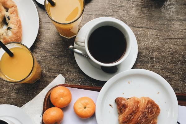 Hotel met ontbijt